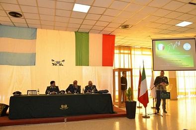 A BUENOS AIRES COOPERAZIONE ITALIA-ARGENTINA NELLA LOTTA AL CRIMINE INTERNAZIONALE