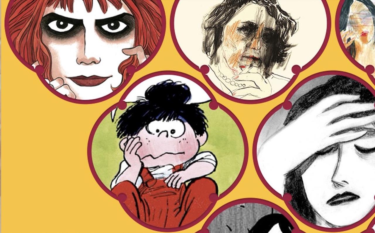 """""""Revolutionary Girls – Donne disegnate da donne"""": i personaggi femminili più rivoluzionari del fumetto italiano in una mostra virtuale l'IIC Copenaghen"""