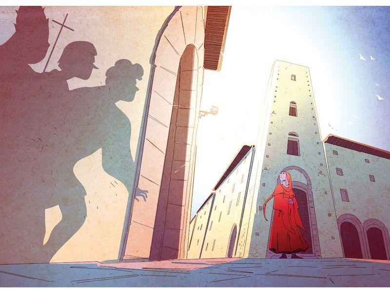Il Dantedì a Montreal nel segno del fumetto: l'amicizia, la politica e l'esilio