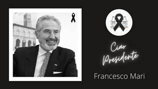 È morto a Roma Francesco Maria Mari presidente della CCIU