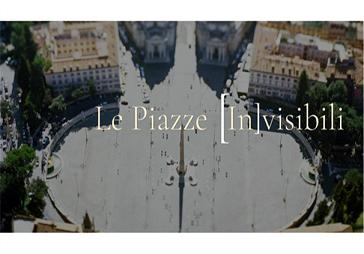 """""""Le Piazze [In]visbili"""": ad Hannover inaugurazione online della mostra fotografica"""