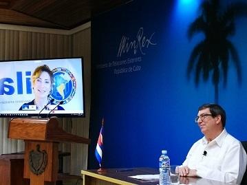 Iila – Cuba: Cavallari a colloquio il ministro Rodríguez Parrilla