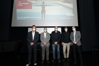 SUCCESSO PER LA SETTIMANA DEL CINEMA ITALIANO A LUBIANA