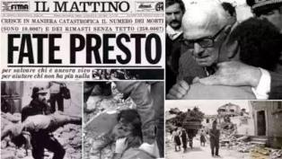 40° ANNIVERSARIO DEL TERREMOTO DELL'IRPINIA/ MATTARELLA: UNA FERITA PER TUTTO IL PAESE