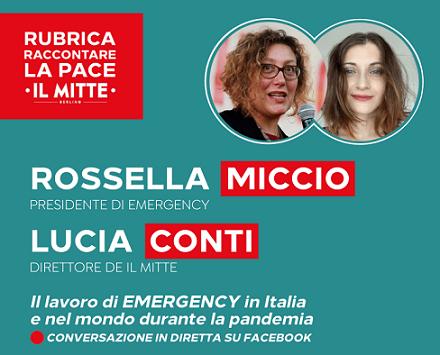 """""""EMERGENCY incontra Il Mitte"""": il supporto fornito nella gestione del Covid-19 – di Lucia Conti"""