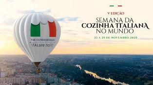 """""""TOCCARE IL CIELO CON UN SAPORE"""": A LISBONA IL CONCORSO DELL'AMBASCIATA PER LA SETTIMANA DELLA CUCINA ITALIANA"""