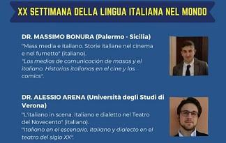 LA SETTIMANA DELLA LINGUA ITALIANA A PARANÀ: IL WEBINAR DELL'ASSOCIAZIONE FAMILIAS SICILIANAS