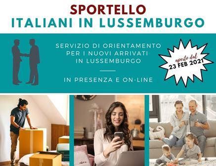 La Dante apre lo Sportello Italiani in Lussemburgo: informazioni e consigli per sentirsi un po' più a casa