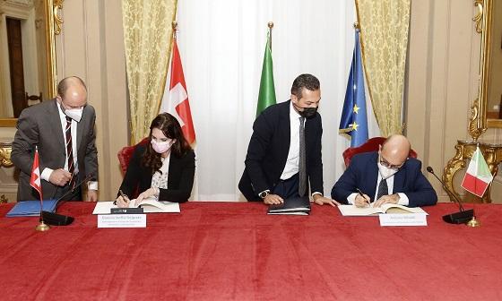 Italia – Svizzera: nuovo accordo sull'imposizione dei frontalieri
