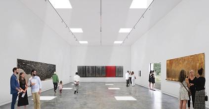 MAGAZZINO ITALIAN ART ANNUNCIA L'AMPLIAMENTO DEL MUSEO: IL NUOVO EDIFICIO POLIFUNZIONALE PROGETTATO DA ALBERTO CAMPO BAEZA E MIGUEL QUISMONDO