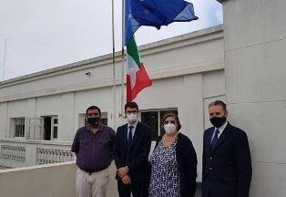 L'italiano in Uruguay: proseguono gli incontri dell'Ambasciata