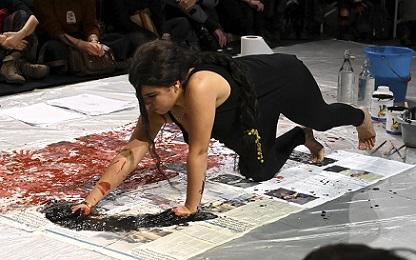 """""""IL TEMPO DELLE FARFALLE"""": LA VOCE DELLE DONNE RISUONA ON LINE CON ZEHRA DOGAN E IL PAC DI MILANO"""