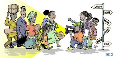 AICS E UNESCO PER LA COPERTURA MASS-MEDIATICA SULLA MIGRAZIONE IN AFRICA DELL'OVEST E DEL CENTRO