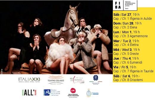 Buenos Aires: il teatro italiano protagonista del Fiba