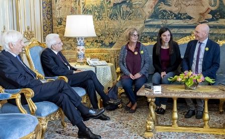 Regeni/ Mattarella: impegno comune per giungere alla verità