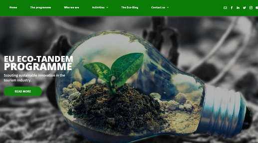 """TURISMO 4.0: ENIT PROMUOVE IL PROGETTO EUROPEO """"ECO TANDEM"""""""