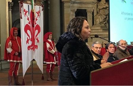 Grazie a Eliana Tagliente l'Ancri è un esempio italiano nel mondo a difesa delle pari opportunità