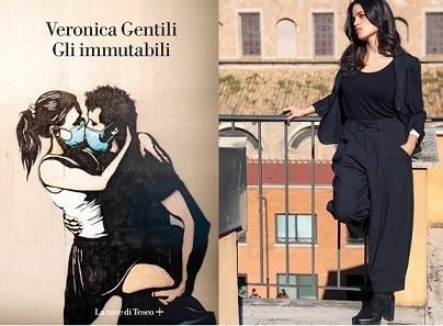 """""""Gli immutabili"""": il diario sul covid della conduttrice Veronica Gentili"""