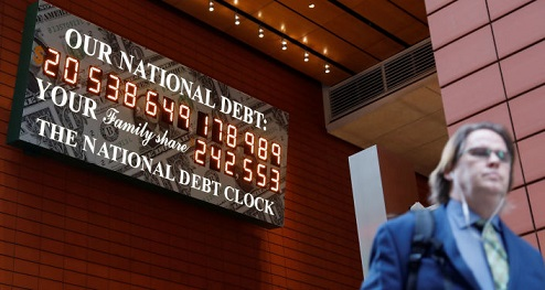 LA BOLLA DEL CORPORATE DEBT