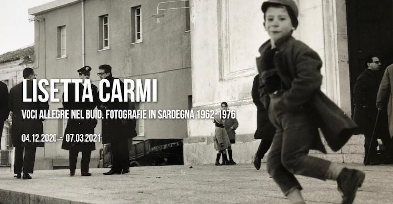 """""""Voci allegre nel buio"""": gli scatti di Lisetta Carmi al MAN di Nuoro"""