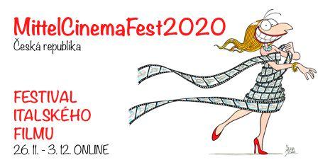 MITTELCINEMAFEST 2020: DA OGGI L'OTTAVA EDIZIONE IN REPUBBLICA CECA