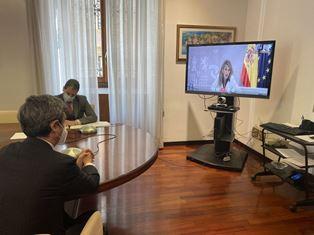 Italia-Spagna: cooperazione su lavoro e politiche sociali nell'incontro Orlando-Díaz