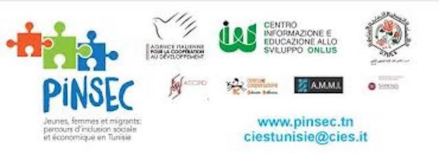 Concluso a Tunisi il progetto PINSEC – Giovani donne e migranti dell'AICS