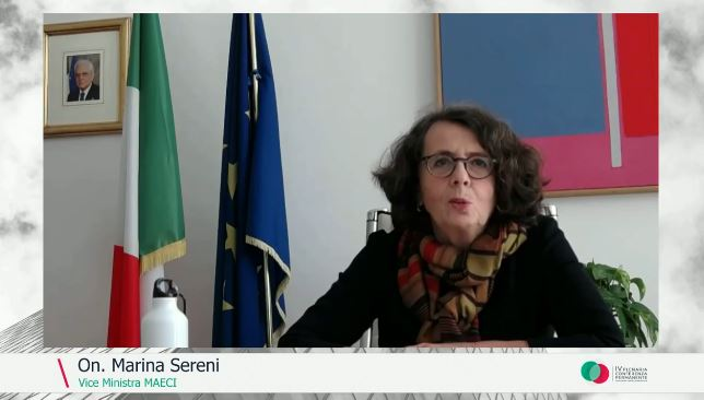La Farnesina per l'Italia nel mondo