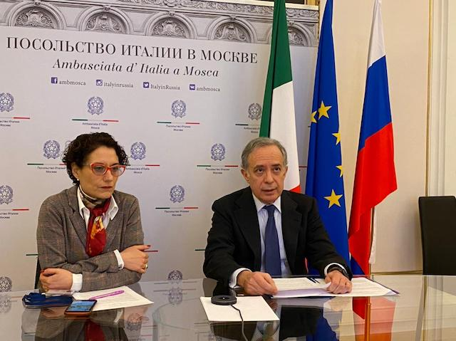 """Mosca: l'ambasciatore Terracciano apre il primo Verona Forum Outreach """"Innovative Enterprises and technologies of the Rostov Region"""""""
