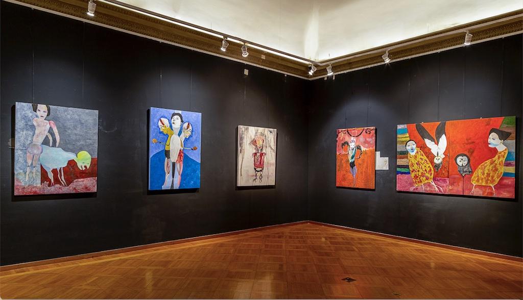 """""""Metamorfosi"""" all'Accademia d'Ungheria in Roma l'arte contemporanea tra linguaggi primitivi e tecnologia"""