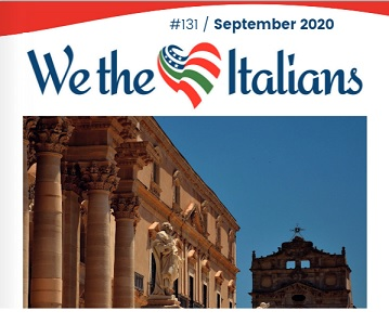 "ITALIA-USA: USCITO IL NUOVO NUMERO DEL MAGAZINE ""WE THE ITALIANS"""