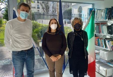 Nizza: Consolato Generale e CCI insieme per la programmazione 2021