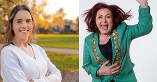 DUE SINDACHE ITALO-AUSTRALIANE PER I COMUNI PIÙ ITALIANI DI MELBOURNE – di Chiara Pazzano e Francesca Valdinoci