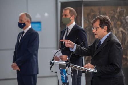 Grazie all'ambasciatore Talò l'Italia protagonista alla Nato nel Giorno della Memoria