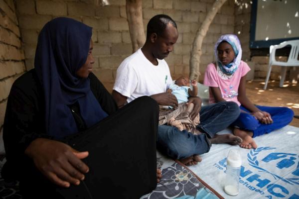 Cresce il numero di persone in fuga dalle crisi subsahariane: l' UNHCR chiede una risposta efficace sulla rotta del Mediterraneo