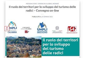 """Online il webinar """"Il ruolo dei territori per lo sviluppo del Turismo delle radici"""""""