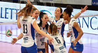 """Il Volley Bergamo alza la palla per il """"Bosco della Memoria"""""""
