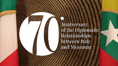 ITALIA-MYANMAR: L