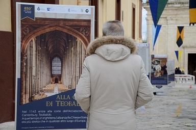 Thomas Becket: Mottola ricorda gli 850 anni del martirio in collegamento con Canterbury