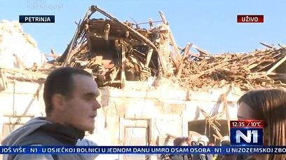 Terremoto in Croazia: l'Abm in contatto con le Famiglie Bellunesi di Kutina e Lipik