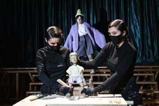 Pinocchios Abenteuer: online la premier in tedesco dell'opera di Lucia Ronchetti