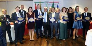 """LA SAIG PREMIA 8 ITALIANI ALLA 2A EDIZIONE DEL PREMIO """"ECCELLENZE ITALIANE A GINEVRA E IN SVIZZERA ROMANDA"""" - di Carmelo Vaccaro"""