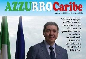A colloquio con l'Ambasciatore d'Italia a Santo Domingo, Andrea Canepari – di Ricky Filosa