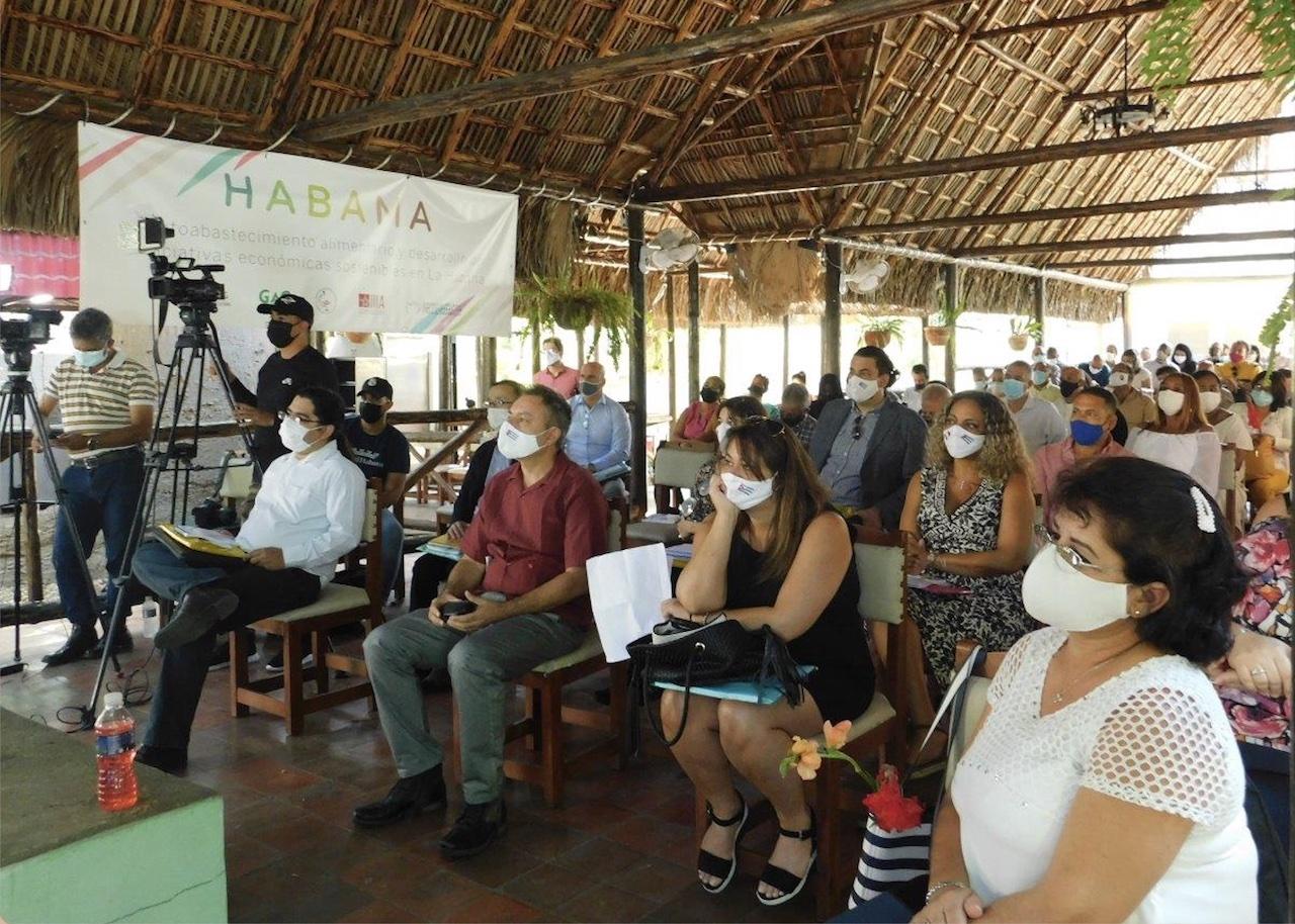 HAB.AMA: l'impegno dell'AICS per l'approvvigionamento alimentare e lo sviluppo di iniziative economiche sostenibili a L'Avana