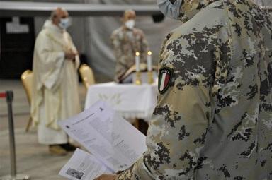 Kuwait: il contingente italiano partecipa all