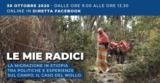 """""""LE MIE RADICI: LA MIGRAZIONE IN ETIOPIA"""": ONLINE LA CONFERENZA SUL PROGETTO CIFA E AICS"""
