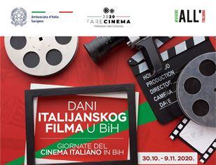TORNANO LE GIORNATE DEL CINEMA ITALIANO IN BOSNIA ERZEGOVINA