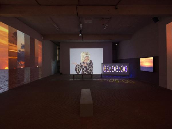 A Milano la prima personale in Italia dell'artista statunitense Charles Atlas