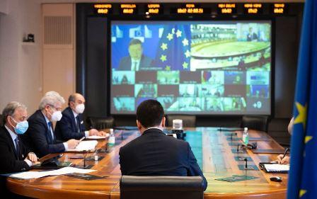 Di Maio alla riunione informale del Consiglio Affari Esteri UE sul Commercio
