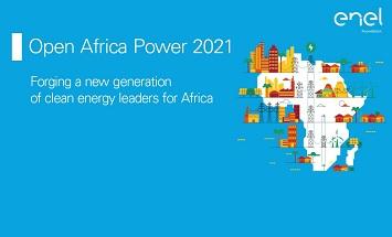"""""""Open Africa Power"""": ultimi giorni per le candidature al progetto di alta formazione di Enel Foundation"""